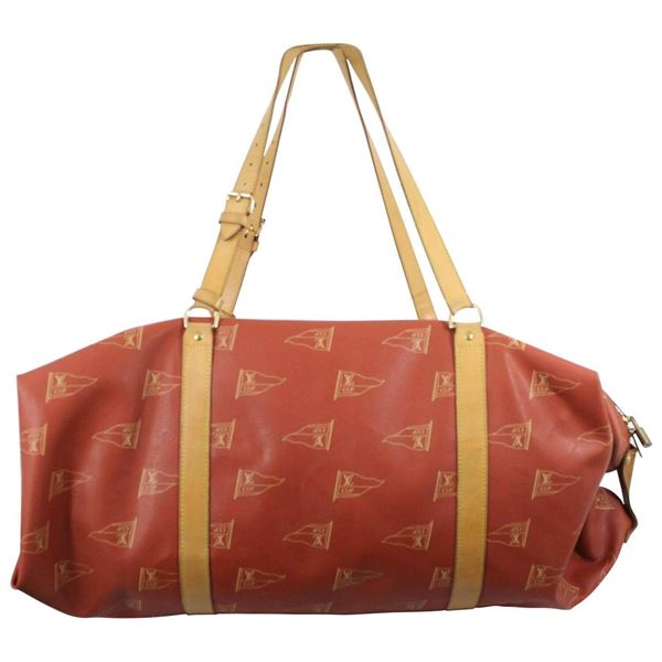 1995 Louis Vuitton Limited Edtion America's Cup Garment / Keepall