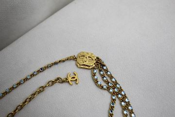 Chanel 1997 Gold Plated Necklace