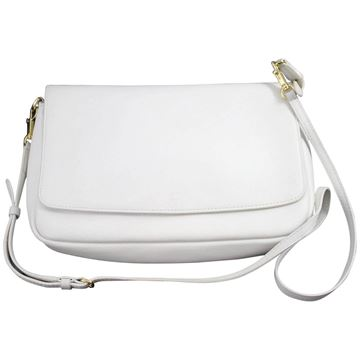 Louis Vuitton 2014 White Monaco Cruise Collection Handbag