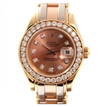 Rolex Pearlmaster Tridor Ref.69298 Ladies Watch