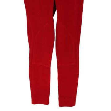 Vivienne Westwood cupro red trousers size 42