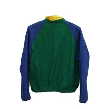 Ralph Lauren 1990s Green Cotton Sports Jacket