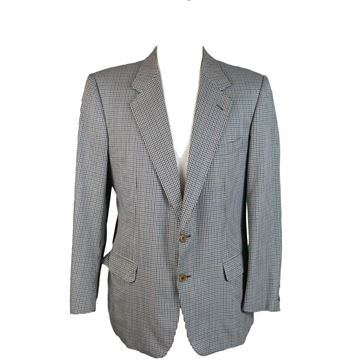 Burberry Cenci 1980s Multicolour Check Jacket