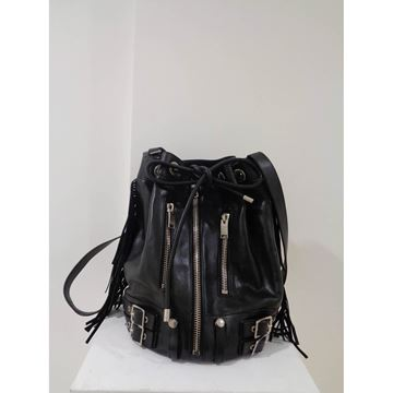 yves-saint-laurent-black-leather-silver-tone-hardware-satchel