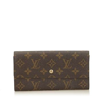 Louis Vuitton 1990s Monogram Porte Tresor International