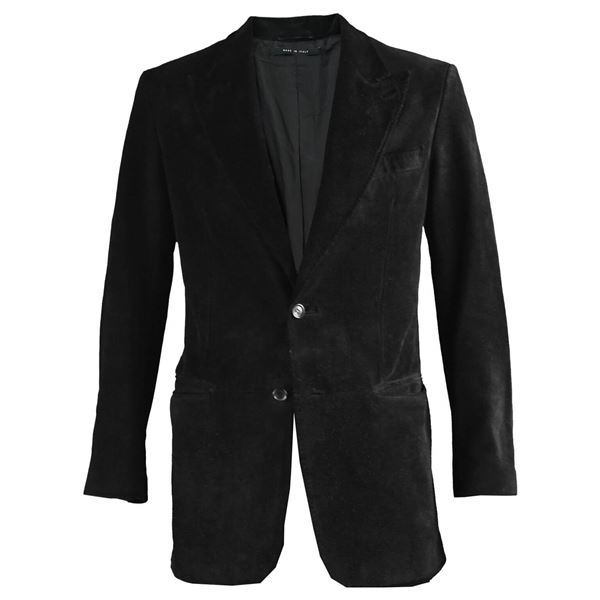 Tom Ford for Gucci Suede Blazer