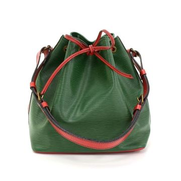 vintage-louis-vuitton-petit-noe-green-red-vio-epi-leather-shoulder-bag-2