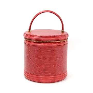 louis-vuitton-cannes-red-epi-leather-vanity-hand-bag-2