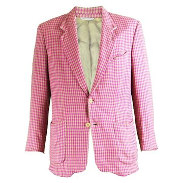 Byblos 1990s Men's Wool, Rayon & Silk Blazer