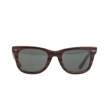 Picture of Ray-Ban B&L U.S.A. Vintage 5022 Wayfarer Woodies Sunglasses