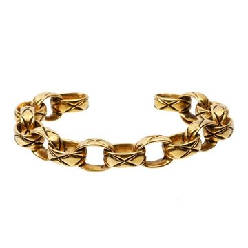 Chanel BIjou Chain Gold Tone Ladies Bangle