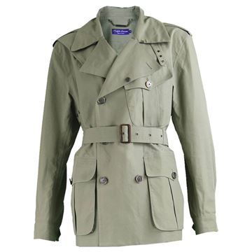 Ralph Lauren Purple Label Men's Trench Coat