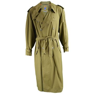 Valentino 1990s Raglan Sleeve Men's Trenchcoat