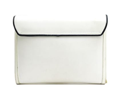 celine-bicolor-blazon-2way-chain-shoulder-bag