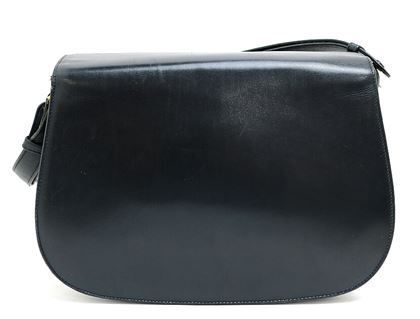 celine-blazon-calf-leather-shoulder-bag-3