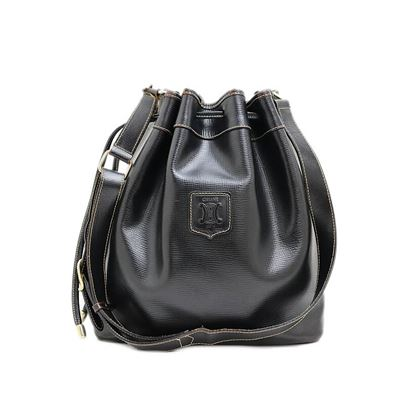 celine-blazon-leather-shoulder-bag-2