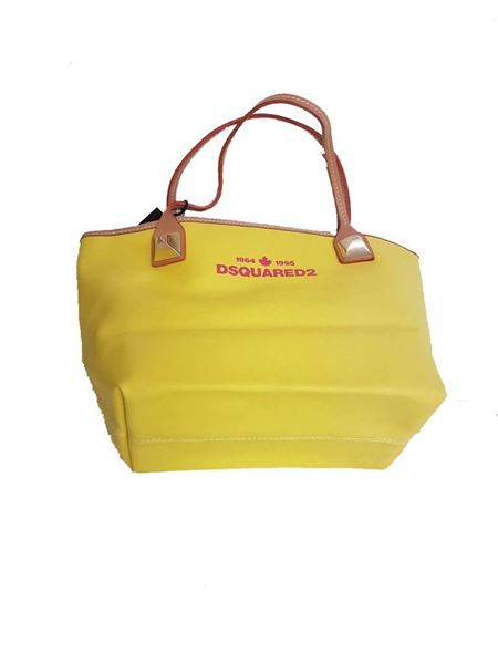 dsquared2-yellow-shopper