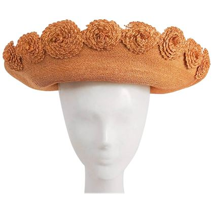 1940s-straw-hat-w-red-ribbon