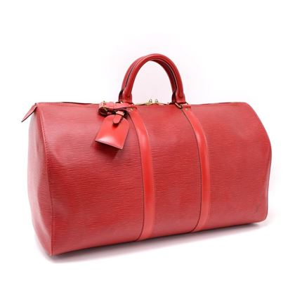 vintage-louis-vuitton-keepall-50-red-epi-leather-duffle-travel-bag