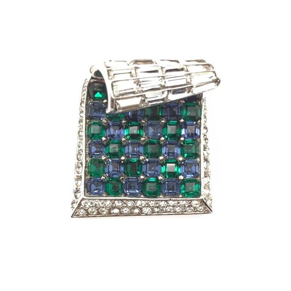 boucher-1940s-sterling-silver-crystal-clip