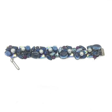 vintage-over-the-top-kramer-blue-crystal-jewelled-bracelet-1950s