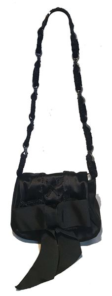 yves-saint-laurent-ysl-black-silk-satin-ribbon-bow-evening-bag