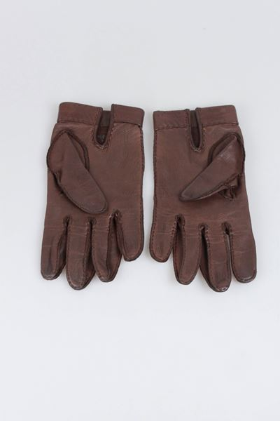 hermes-brown-leather-gloves-size-65-w-box