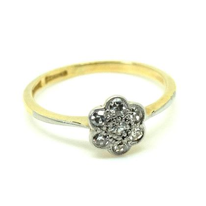 antique-edwardian-1910-diamond-daisy-ring