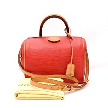 louis-vuitton-doc-bb-red-coquelicot-epi-leather-hand-bag-strap