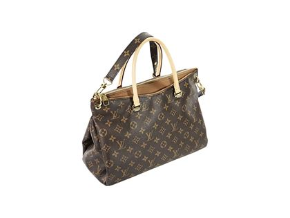 brown-louis-vuitton-monogram-pallas-satchel-brown