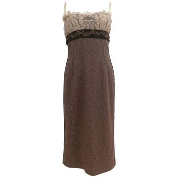 dolce-gabbana-light-purple-wool-dress-nwot-l