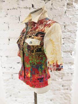 jean-paul-gaultier-multicoloured-jacket-l