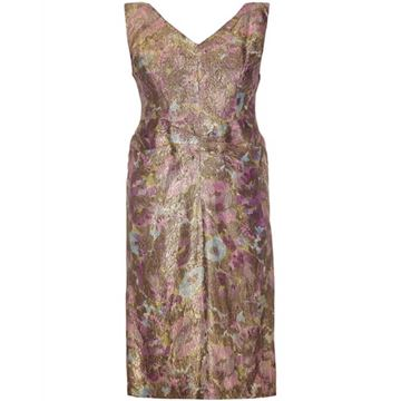 vintage-late-1950s-lame-cocktail-dress-in-green-and-purple-uk-size-12