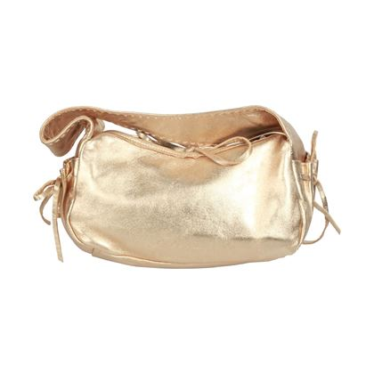 prada-gold-tone-leather-shoulder-bag