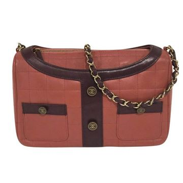 Chanel Red Limited Edition Shoulder Bag