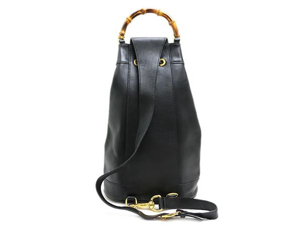 gucci-bamboo-handle-embossed-leather-shoulder-bag