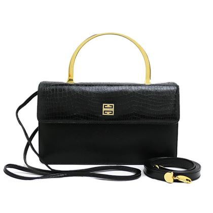 givenchy-gold-handle-2way-hand-bag