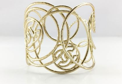 chanel-cuban-collection-gold-plated-logo-cuff-bracelet-2016