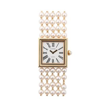 CHANEL Pearl Mademoiselle Ladies Watch