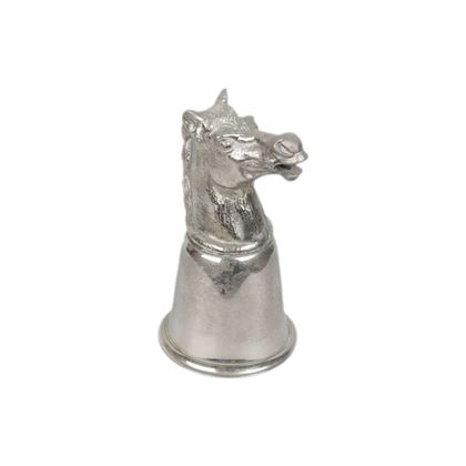 gucci-vintage-silver-metal-horse-heads-cup