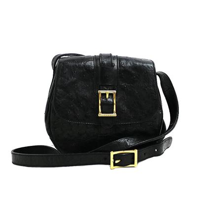 gucci-ostrich-belt-motif-shoulder-bag