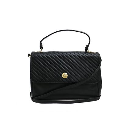 celine-bias-stitch-blazon-2way-shoulder-bag