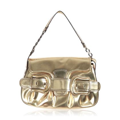 fendi-gold-tone-leather-b-bis-bag-shoulder-bag