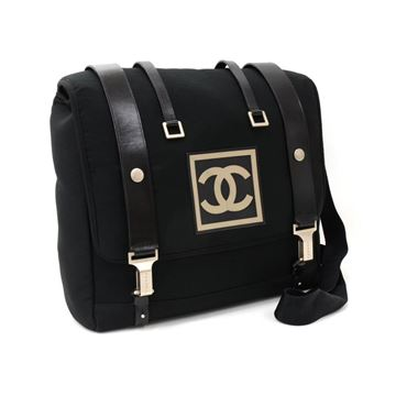 chanel-black-cotton-x-leather-2-in-1-shoulder-backpack-bag