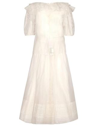 1970s-gina-fratini-white-organza-maxi-skirt-and-blouse-set-size-12-2
