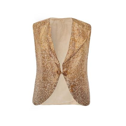 1930s-gold-brocade-indian-waistcoat-size-12-2