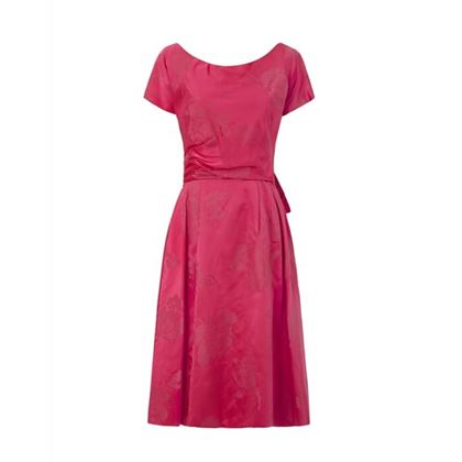 1950s-dior-style-hot-pink-floral-brocade-dress-size-10-12-2