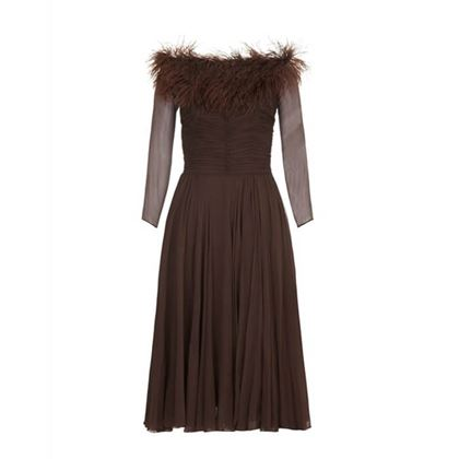 1950s-cardinal-brown-chiffon-and-feather-dress-size-6-3