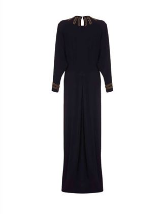1940s-black-full-length-dress-with-gold-beading-size-12-14-2