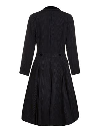 1980s-louis-feraud-black-moire-velvet-fitted-coat-dress-size-10-2